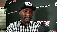 UFC correspondent Megan Olivi catches UFC light heavyweight No. 1 contender Anthony Johnson backstage at UFC 183. Head his thoughts win over Alexander Gustafsson and his upcoming bout against champion Jon Jones.
