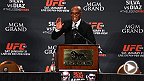 Hear from the stars of UFC 183 at the post-fight press conference.