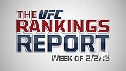 The Rankings Report is a weekly UFC.com series that gives you, the fans, an in-depth look into the official UFC rankings. This week Matt Parrino and Forrest Griffin look back at UFC 183 and talk Anderson Silva-Nick Diaz, Al Iaquinta, and more.