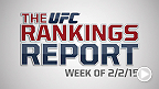 Rankings Report: Week of 02/02/2015