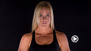 Boxing star Holly Holm shows off her MMA skills as she battles Angela Hayes. Holm makes her UFC debut as she takes on rising women's bantamweight contender Raquel Pennington in the co-main event at UFC 184 in Los Angeles, California.