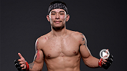 Surging flyweight Ray Borg talks about his exceptional victory over Chris Kelades to kick off the Fight Night Broomfield main card. The win marked Borg's second straight submission victory and earned the grappling ace a $50,000 performance bonus.