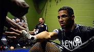 Lightweight Kevin Lee reflects on his slugfest with Michel Prazeres and his current streak of wins inside the Octagon.