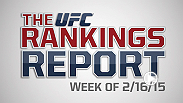 The Rankings Report is a weekly UFC.com series that gives you, the fans, an in-depth look into the official UFC rankings. This week Matt Parrino and Forrest Griffin talk about Benson Henderson, Max Holloway, and look ahead to Fight Night Porto Alegre.