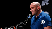 UFC press event featuring UFC Chairman and CEO Lorenzo Fertitta and UFC President Dana White, live Wednesday, February 18 at 6pm GMT.