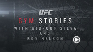 "Antonio ""Bigfoot"" Silva brought Roy ""Big Country"" Nelson down to Florida and American Top Team to help him prepare for his main event showdown with Frank Mir at Fight Night Porto Alegre. Check out how the two heavyweights formed a bond."