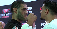Watch highlights of Frank Mir, Bigfoot Silva, Michael Johnson, and Edson Barboza - the four fighters set to face off in the main and co-main event - from the Fight Night Porto Alegre Open Workouts.