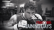 Former UFC heavyweight champion Frank Mir talks about the importance of smart training as compared to hard training ahead of his main event showdown with Bigfoot Silva at Fight Night Porto Alegre.