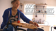 Fight week begins and the best women's bantamweights in the world prepare to take center stage. Ronda Rousey counters the pressure of a looming title fight with a day of video games; Cat Zingano trains in Colorado alongside Brandon Thatch.
