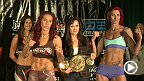 Watch the official weigh-in for Invicta FC 11 live Thursday, February 26 at Midnight GMT.