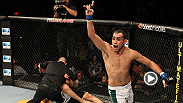 "MMA H.E.A.T.'s Karyn Bryant caught up with UFC Lightweight Tony ""El Cucuy"" Ferguson and heard what he had to say about his upcoming fight with Gleison Tibau, set for UFC 184."