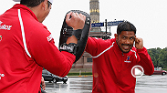 Mark Munoz discusses his anti-bullying campaign, his upcoming bout at UFC 184 and much more in this first person account.