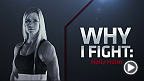 UFC newcomer and women's boxing legend Holly Holm explains why she fights, how she got involved, and her transition from boxing to MMA. Holm takes on Raquel Pennington in the co-main event at UFC 184 in Los Angeles.