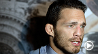 UFC welterweight Jake Ellenberger talks about the difference between the physical and mental fight inside the Octagon what he needs to do to come back after consecutive losses.