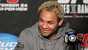 Ahead of his bout at UFC 184, Josh Koscheck sits down with Megan Olivi for a game of Rapid Fire. Hear what Koscheck likes to do in his spare time, his secret talents and much more.