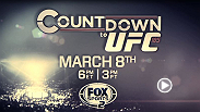 Meet the six stars headlining UFC 185 - Anthony Pettis, Rafael dos Anjos, Carla Esparza, Joanna Jedrzejczyk, Matt Brown, and Johny Hendricks - as they prepare for their bouts on Countdown to UFC 185, which is set to air March 8 a 6pm/3pm ETPT on FS2.