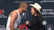 "Watch the Q&A with lightweight contender Donald ""Cowboy"" Cerrone."