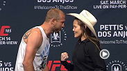 "Watch the Q&A with lightweight contender Donald ""Cowboy"" Cerrone live Friday, March 13 at 7pm GMT."