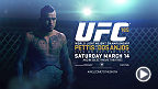 "UFC lightweight champion Anthony ""Showtime"" Pettis takes on No. 1 contender Rafael dos Anjos in the main event at UFC 185."