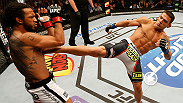 UFC 185 brings fans some of the organization's hardest hitters. Take a look at some of the biggest knockouts from the biggest names on this action-packed card.