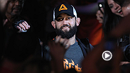 MetroPCS takes a closer look at welterweight contender Johny Hendricks before his UFC 185 bout against Matt Brown.