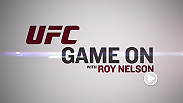 "Roy ""Big Country"" Nelson sits down to talk with Megan Olivi about his upcoming opponent, Alistair Overeem, his training, and what he does outside of the Octagon. Watch Nelson take on Overeem during the main card at UFC 185 in Dallas, Texas."