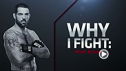 UFC welterweight contender Matt Brown talks about what motivates him to perform at a high level in the Octagon. Brown battles former welterweight champion Johny Hendricks at UFC 185 in Dallas, TX.