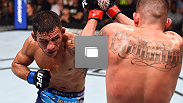 UFC 185 Pettis vs Dos Anjos at the American Airlines Center on March 14, 2015 in Dallas, Texas.