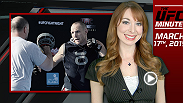 UFC Minute host Lisa Foiles details the big changes in this week's official UFC rankings release and looks ahead to the main and co-main event of Fight Night Rio.