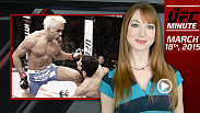 UFC Minute host Lisa Foiles details some of the content on UFC.com for Fight Night Rio this week, including the KO of the Week and the Fantasy Preview.