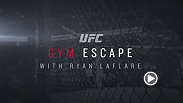 "Ryan LaFlare talks about the importance of his family life as a father to his two children in this edition of ""Gym Escape."" LaFlare takes on Demian Maia in the main event of Fight Night Rio."