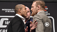 Catch all the highlights of the UFC 189 World Tour Press Conference that took place in Rio de Janeiro.