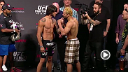 Watch the weigh-in highlights for UFC Fight Night: Maia vs. LaFlare taking place in Rio de Janeiro, Brazil.