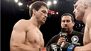 Demian Maia talks about his win over Ryan LaFlare at Fight Night Rio in his post fight octagon interview.