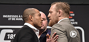 UFC correspondent Megan Olivi interviews both Jose Aldo and challenger Conor McGregor on the Las Vegas stop of the UFC 189 World Championship Tour. Plus, the fighters make a stop at the mayor's office.