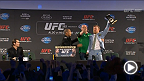 Watch the UFC 189 World Tour press conference in Dublin, Ireland, live Tuesday, March 31 at 1pm/10am ETPT.