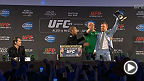 Watch the UFC 189 World Tour press conference in Dublin, Ireland, live Tuesday, March 31 at 11am MEX.