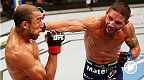 Follow along on Chad Mendes' journey to his shot at the featherweight title against Jose Aldo at UFC 179 in Brazil. Go behind the scenes during the lead up and during the fight to hear Mendes talk about the experience.