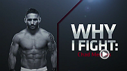 "UFC featherweight contender Chad ""Money"" Mendes explains why he became a fighter after college, how he has gained another family, and what knowledge he hopes to pass on to younger athletes at Team Alpha Male."