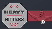 "How would Ricardo Lamas describe his striking style? Well, you'll have to watch and find out as the No. 4-ranked featherweight talks about his punching and kicking game in this edition of ""Heavy Hitters."""