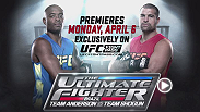 The fourth season of The Ultimate Fighter Brazil premieres Monday, April 6. Catch all the action on UFC FIGHT PASS.