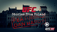 UFC commentator Dan Hardy hits the mats and heads back in the Octagon to train with some of the toughest fighters Poland has to offer as he travels the country ahead of UFC Fight Night Krakow on April 11th.