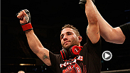 No. 1-ranked featherweight Chad Mendes talked about his big win over Ricardo Lamas at Fight Night Fairfax with UFC commentator Jon Anik.