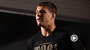Al Iaquinta spoke backstage at Fight Night Fairfax about his close split decision victory over Jorge Masvidal.