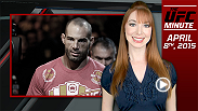 UFC Minute host Lisa Foiles details two new fight announcements for Mike Swick and Dustin Poirier, and outlines some new content to get you ready for Fight Night Krakow.