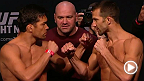 Watch the official weigh-in for UFC Fight Night: Machida vs. Rockhold, live Friday, April 17 at 9pm BST.
