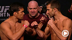 Watch the official weigh-in for UFC Fight Night: Machida vs. Rockhold, live Friday, April 17 at 10pm CET.