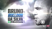 "Bruno ""Bulldog"" da Silva combines capoeira with MMA for an unique fighting style. See how he earned his nickname with a finish that wins him a spot in the house. Watch Episode 1 of The Ultimate Fighter Brazil 4, exclusively on UFC Fight Pass."