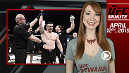 UFC Minute host Lisa Foiles gets you caught up on everything that went down at Fight Night Krakow over the weekend.