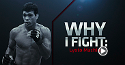 Former UFC light heavyweight champion talks about his family's rich history in martial arts and where he got the motivation to become a professional fighter. Machida, now fighting at middleweight, faces Luke Rockhold at Fight Night New Jersey.
